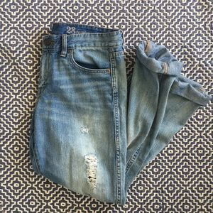 J.Crew Broken In Boyfriend Denim